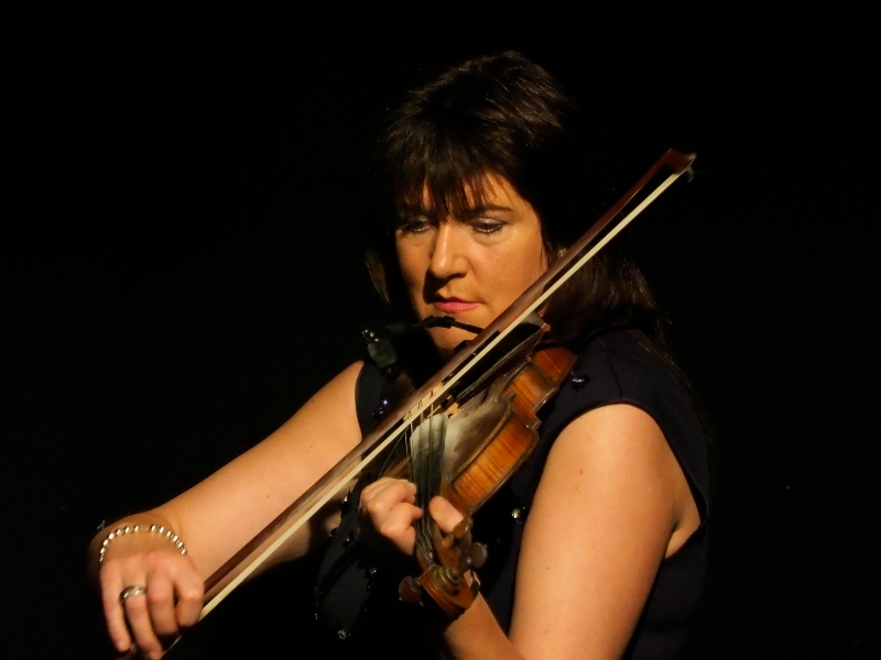 Anne Rynne - Spirit of Doolin - Irish Traditional Music - Fiddle