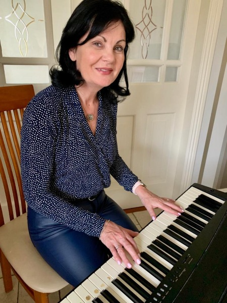 Carol Cullinan - Spirit of Doolin - Irish Traditional Music - Piano