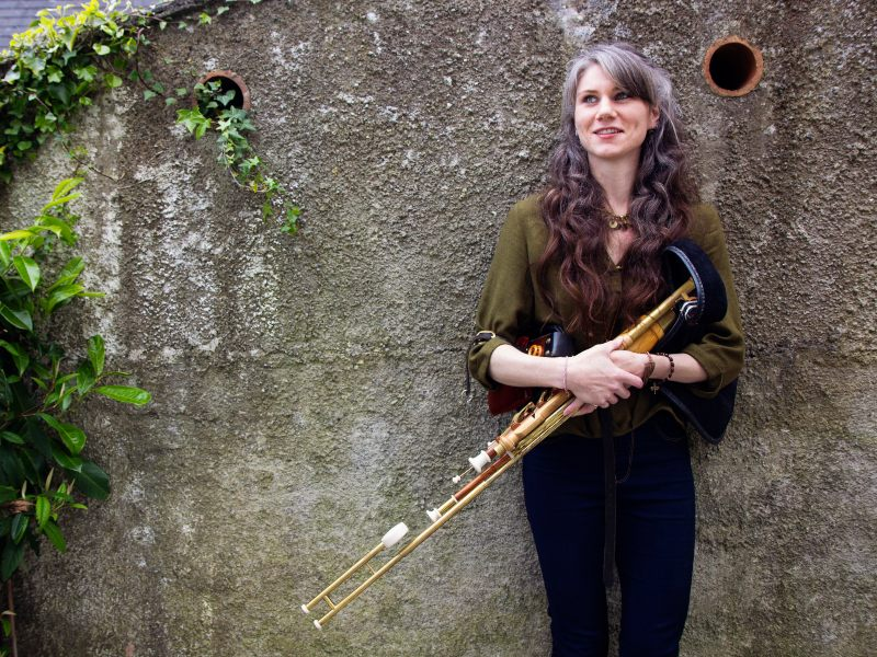 Colleen Shanks - Spirit of Doolin - Irish Traditional Music - Uilleann Pipes