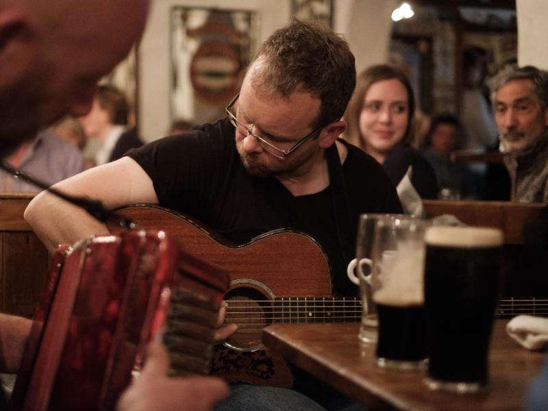 Felim Collins - Spirit of Doolin - Irish Traditional Music - Guitar