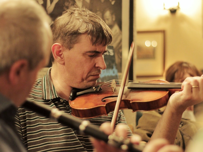 Michael Queally - Spirit of Doolin - Irish Traditional Music - Fiddle