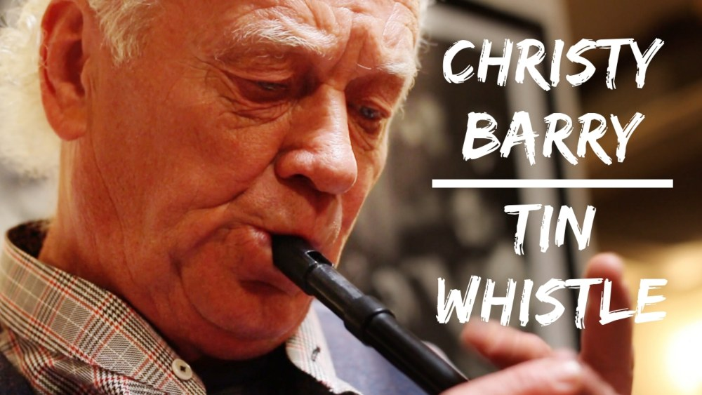 Spirit of Doolin - Christy Barry - Tin Whistle - Irish Traditional Music